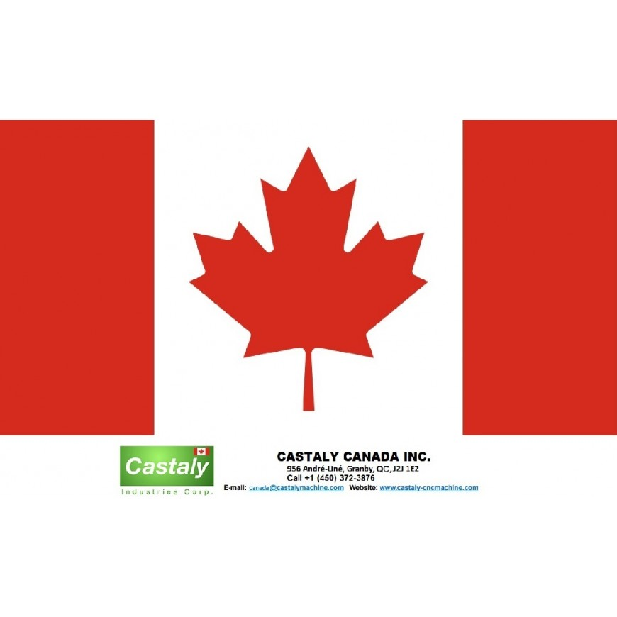 Castaly now open in Canada!